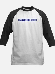 Syntax Error Tee