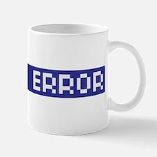 Syntax Error Mug