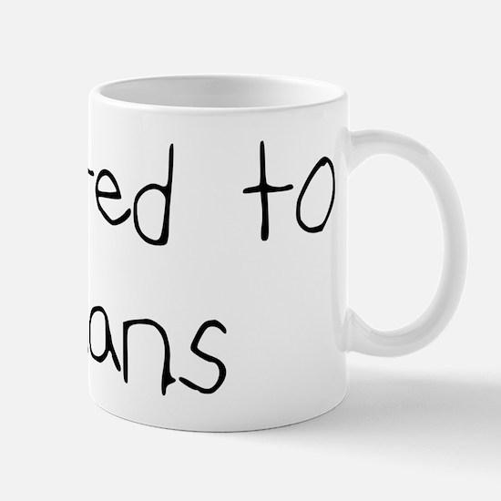 Addicted to Asians Mug