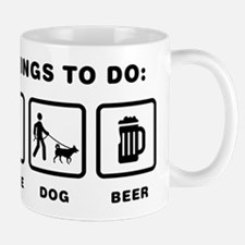 Dog Walking Mug