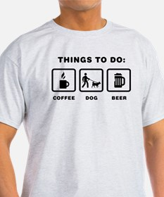 Dog Walking T-Shirt