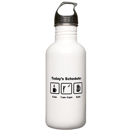 Bird Watching Stainless Water Bottle 1.0L