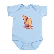 Bottoms Up! Infant Bodysuit