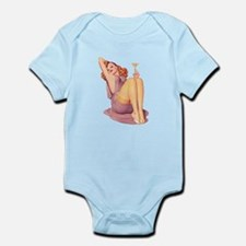 Bottoms Up! Infant Bodysuit