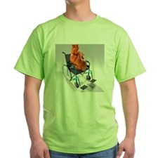 Unhealthy heart, conceptual artwork - T-Shirt