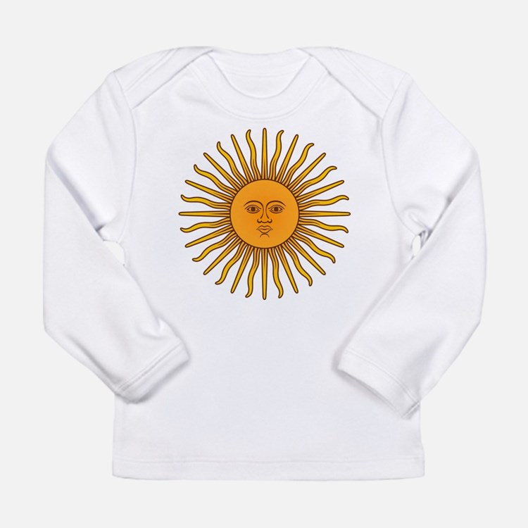 Sol de Mayo Long Sleeve Infant T-Shirt