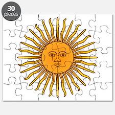 Sol de Mayo Puzzle