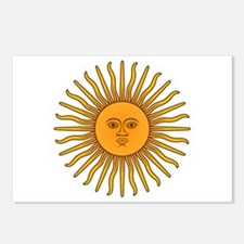 Sol de Mayo Postcards (Package of 8)