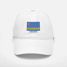Aruba Flag Gear Baseball Baseball Cap