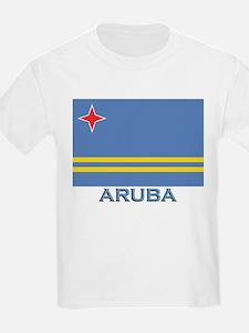 Aruba Flag Gear Kids T-Shirt