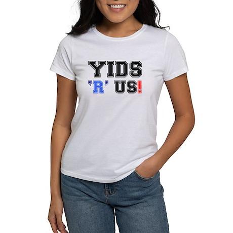 YIDS R US! Women's T-Shirt