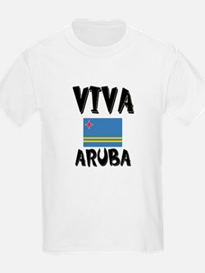 Viva Aruba Kids T-Shirt