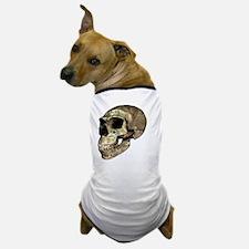 Neanderthal skull - Dog T-Shirt