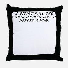 Unique Need Throw Pillow