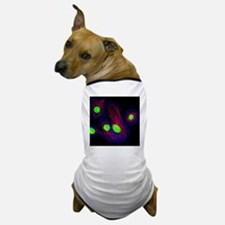 Cancer cell division - Dog T-Shirt