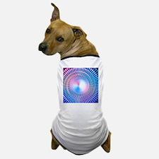 DNA molecule, abstract image - Dog T-Shirt