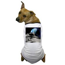 Near-Earth asteroid - Dog T-Shirt