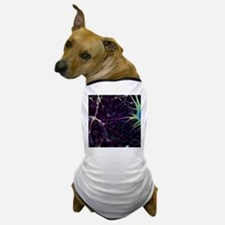 Nerve cell growth - Dog T-Shirt