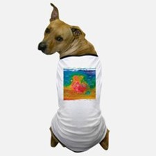 Mars topographical map, satellite image - Dog T-Sh