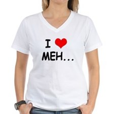 I Heart Meh... Shirt
