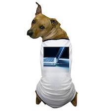 Laptop computer - Dog T-Shirt