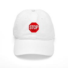 Stop Adriel Baseball Baseball Cap