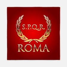Roman Queen Duvet