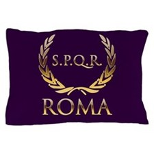 Roman Pillow Case