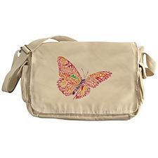 Flying by Grace Messenger Bag