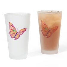 Flying by Grace Drinking Glass