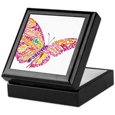 Flying by Grace Keepsake Box