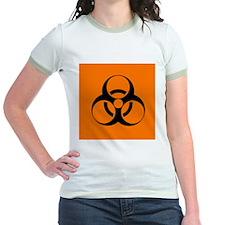Biohazard sign - T