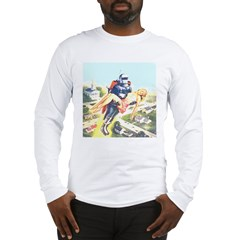 Up, Up and Away... Long Sleeve T-Shirt