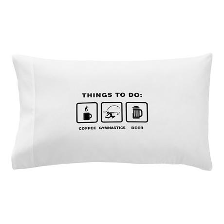 Rhythmic Gymnastic Pillow Case