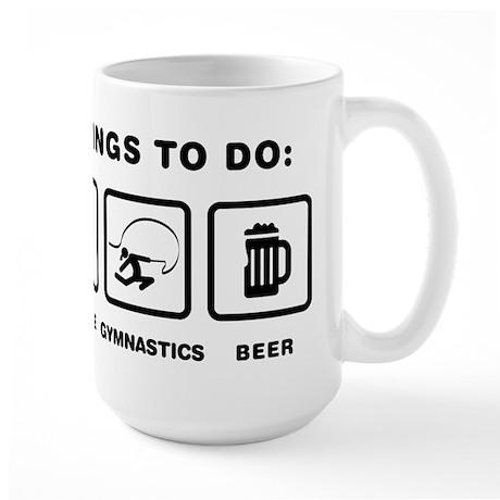 Rhythmic Gymnastic Large Mug