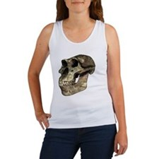 Australopithecus afarensis, artwork - Women's Tank