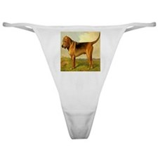 Bloodhound 1880 Digitally Rem Classic Thong