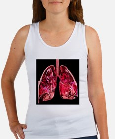 Lungs, artwork - Women's Tank Top