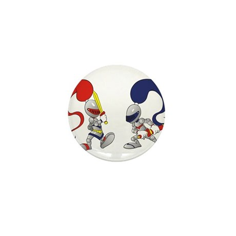 Little knights Mini Button (100 pack)