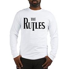 rutleswordsbig Long Sleeve T-Shirt