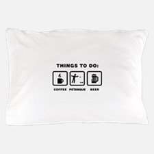 Petanque Pillow Case