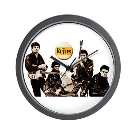 Rat Keller Wall Clock
