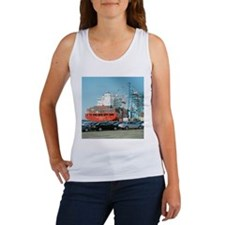 Container ship - Women's Tank Top
