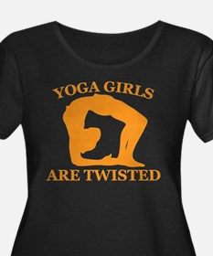 Yoga Girls are Twisted T