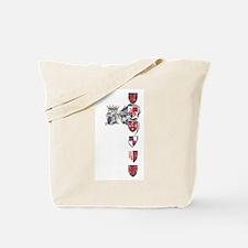 London knight Tote Bag