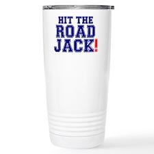 HIT THE ROAD JACK! Travel Mug