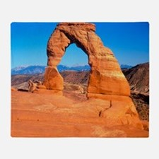 Arches National Park, Utah - Throw Blanket