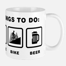 Mountain Biking Small Small Mug