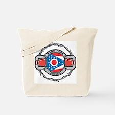 Ohio Boxing Tote Bag