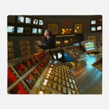 Control Room in a Float Glass Factory - Stadium B